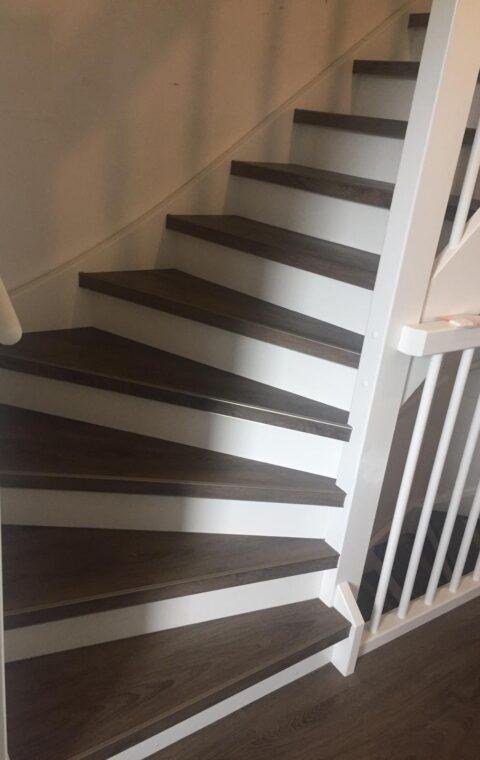 PVC op trap